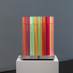 Living on a Promise (A6) by Nike Savvas contemporary artwork