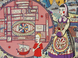 Chinese Academy Buys Grayson Perry Tapestry