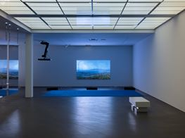"Philippe Parreno<br><em>Manifestations</em><br><span class=""oc-gallery"">Esther Schipper</span>"