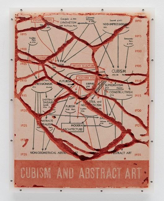 Cubism and Abstract Art by Yukinori Yanagi contemporary artwork