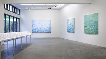 Contemporary art exhibition, Meng Huang, BO (Waves) at Galerie Urs Meile, Lucerne