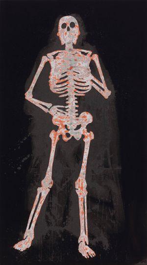 Giambattista Vico by Xu Qu contemporary artwork painting
