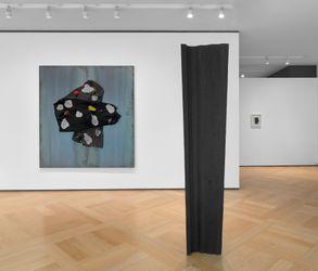 Exhibition view: Group Exhibition,Burri, Kounellis, Nunzio. Ethic of the Artwork, Mazzoleni, London (6 October–6 November 2021). Courtesy Mazzoleni.
