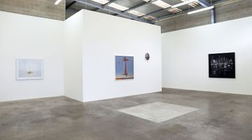 Contemporary art exhibition, Curated by Eugene Huston, The Song Remains the Same at Jonathan Smart Gallery, Christchurch, New Zealand
