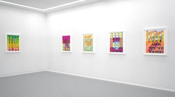 Contemporary art exhibition, Jeffrey Gibson, Believe! Believe! at Kavi Gupta, Online Only, Chicago