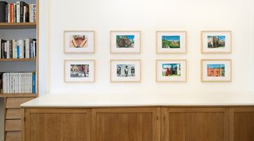 Contemporary art exhibition, Marc Desgrandchamps, Barcelona at Galerie Lelong & Co. Paris, 13 Rue de Téhéran, Paris, France