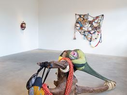 Sonia Gomes's Sewn and Twisted Traces of History