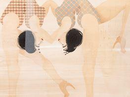 Hayv Kahraman | Walkers