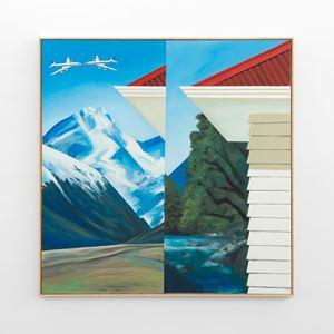 Untitled by Ian Scott contemporary artwork