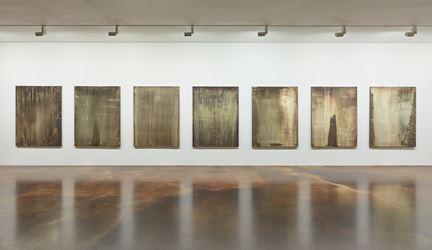 Exhibition view: Michael Joo, Single Breath Transfer, K2 & K3, Kukje Gallery, Seoul (30 November – 31 December 2017). Courtesy Kukje Gallery, Seoul.