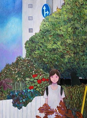 A Little Journey by Tatsuhito Horikoshi contemporary artwork