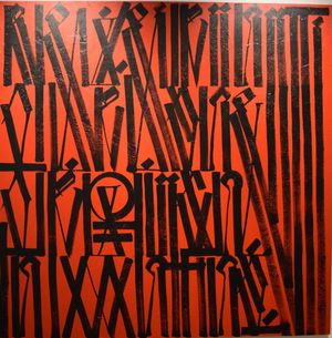 Reflection of Argument by Retna contemporary artwork