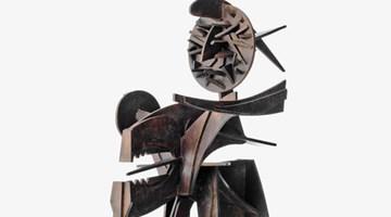 Contemporary art exhibition, Shinkichi Tajiri, Solo Exhibition at Blum & Poe, Tokyo