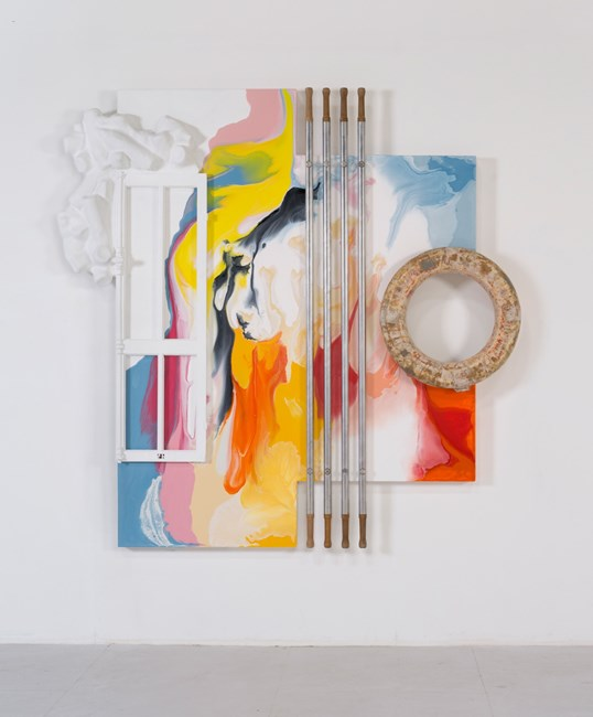 Untitled by Lucy + Jorge Orta contemporary artwork