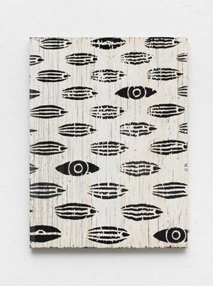 Kommen... (S.G.) by Gregor Hildebrandt contemporary artwork