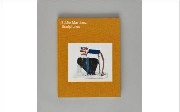 Eddie Martinez: Sculptures, 2016