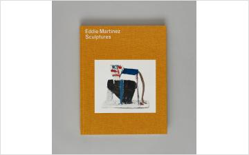 Eddie Martinez: Sculptures, 2016