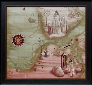 Te Kaha by Roger Mortimer contemporary artwork