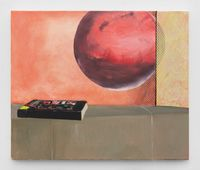 2059 (book) by Dexter Dalwood contemporary artwork painting
