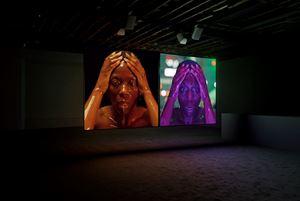 Doppelgänger by Stan Douglas contemporary artwork