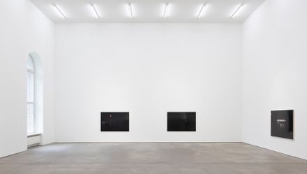 Contemporary art exhibition, Louise Lawler, LIGHTS OFF, AFTER HOURS, IN THE DARK at Sprüth Magers, Berlin, Germany
