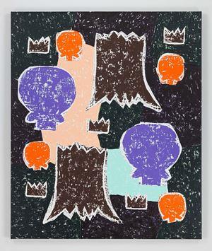 Mushroom by Olaf Breuning contemporary artwork