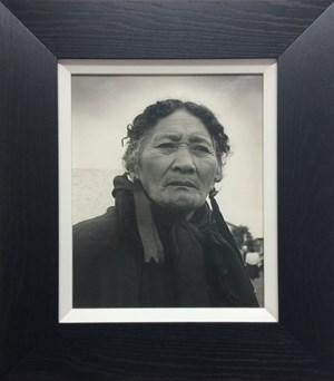 Putiki Marae, Whanganui by Ans Westra contemporary artwork