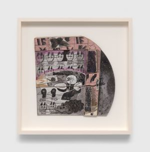 Untitled by Ray Johnson contemporary artwork
