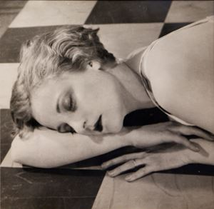 Talullah Bankhead by Cecil Beaton contemporary artwork