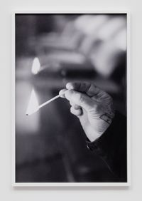 Match fire #3 (The Modernist) by Catherine Opie contemporary artwork photography