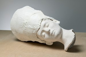Head dress 2 by Melora Kuhn contemporary artwork