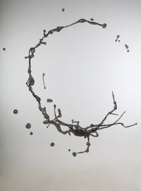 Water in Dripping No. 1 by Zheng Lu contemporary artwork sculpture