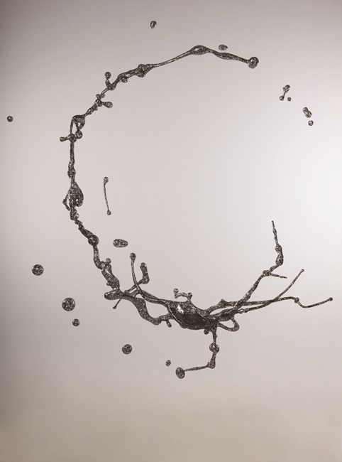 Water in Dripping No. 1 by Zheng Lu contemporary artwork