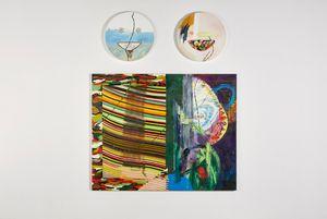 Two Heads by BAEK Kyungho contemporary artwork
