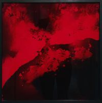 O.T. (R0319) by Bettina Scholz contemporary artwork painting