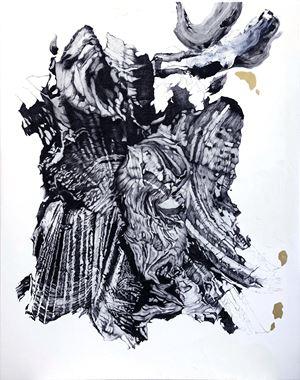 Archipelago 6 by Patricia Perez Eustaquio contemporary artwork