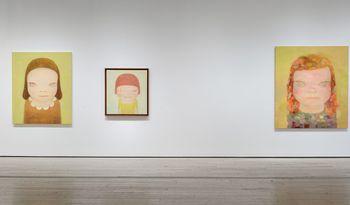 Yoshitomo Nara at LACMA, Los Angeles
