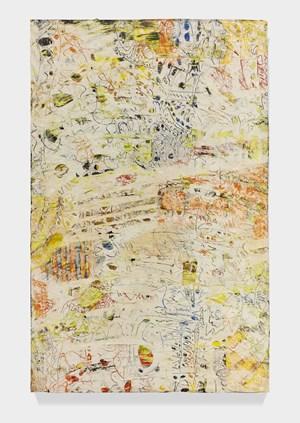 Moon Juice by Angel Otero contemporary artwork mixed media