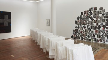 Contemporary art exhibition, Group exhibition, Implicated and Immune at Michael Lett, Auckland