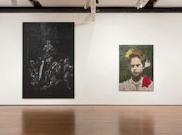 Daniel Boyd at Roslyn Oxley9 Gallery, Sydney