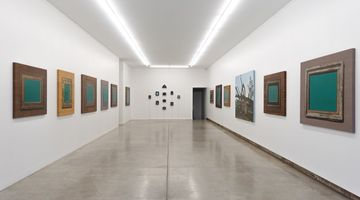 Contemporary art exhibition, Nona Garcia, Somewhere Between the Forest and the Ocean at Yavuz Gallery, Sydney
