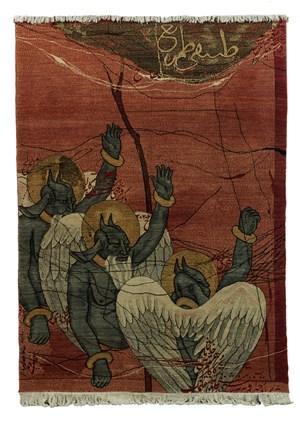 Transition/Evacuation 4 by Khadim Ali contemporary artwork