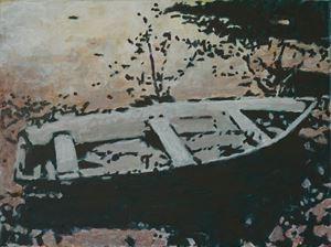 Kleine Banalität by Heribert C. Ottersbach contemporary artwork