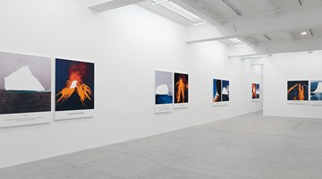 Contemporary art exhibition, John Baldessari, Hot & Cold at Marian Goodman Gallery, New York