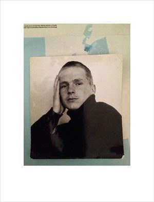 1960, Blue 290-A by David Rosetzky contemporary artwork