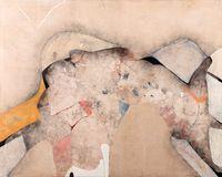Desarrollo by Enrique Brinkmann contemporary artwork painting