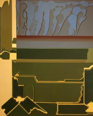 The Cracks by Junghae Park contemporary artwork
