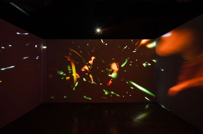Exhibition view:Fictional Life: Hybridity, Trangenetics, Innovation, Curated by Chih-Yung Aaron Chiu, Taiwan Contemporary Culture Lab, Taipei (13 March–23 May 2021). Courtesy Taiwan Contemporary Culture Lab.