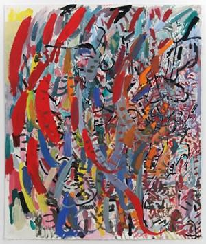 29.8.18.2 by Elliott Hundley contemporary artwork