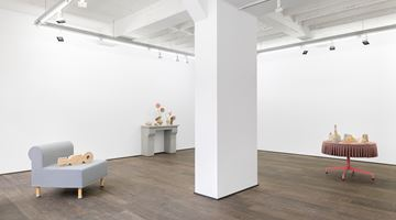 Contemporary art exhibition, Genesis Belanger, The Party's Over at rodolphe janssen, Brussels